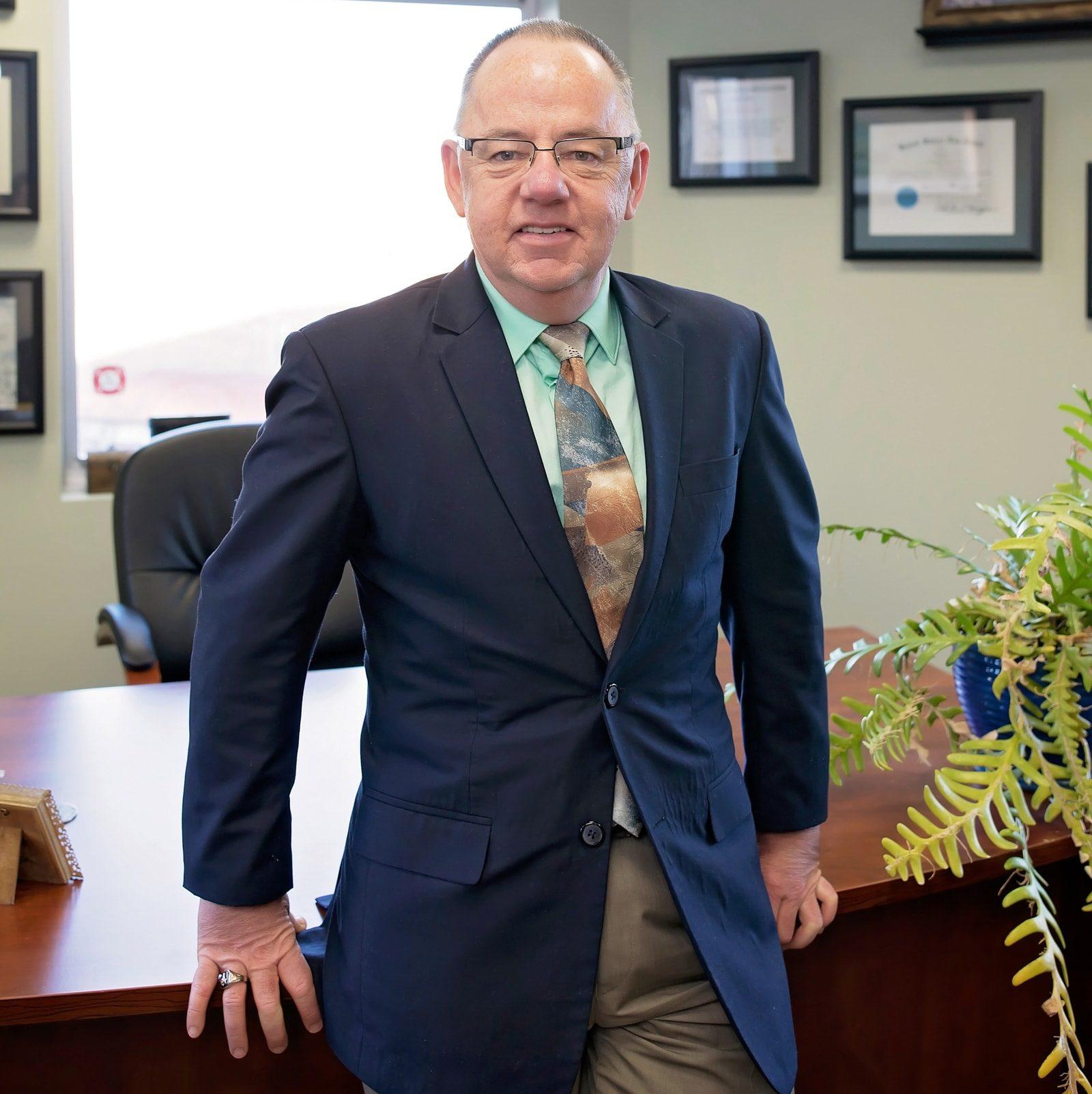 Andrew M. Larson